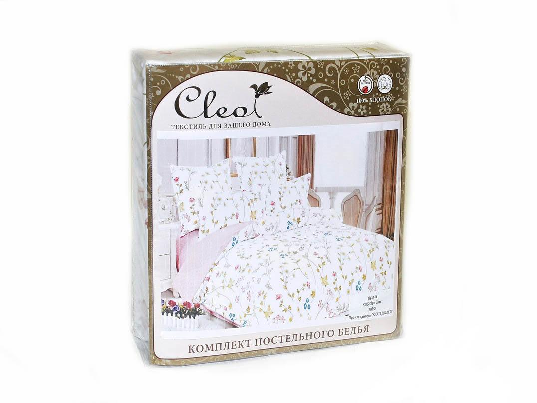 где купить Постельное белье Cleo Постельное белье Agde (2 сп. евро) по лучшей цене