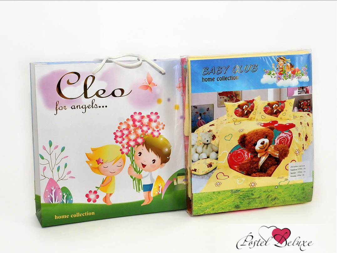 Детское Постельное белье Cleo Постельное белье Мишки Тедди (145х215 см)