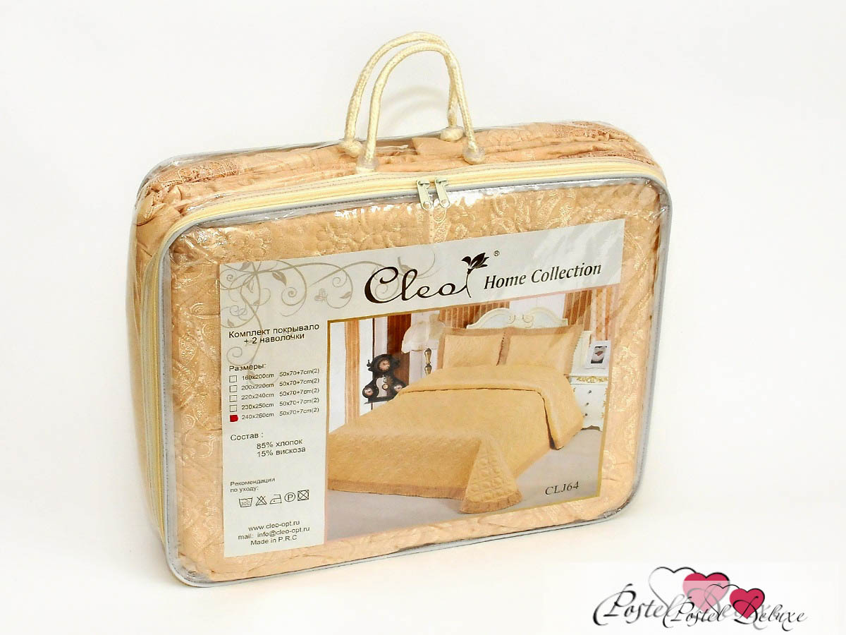 Постельное белье Cleo Постельное белье Greenfield (2 сп. евро) постельное белье cleo постельное белье night 2 сп евро