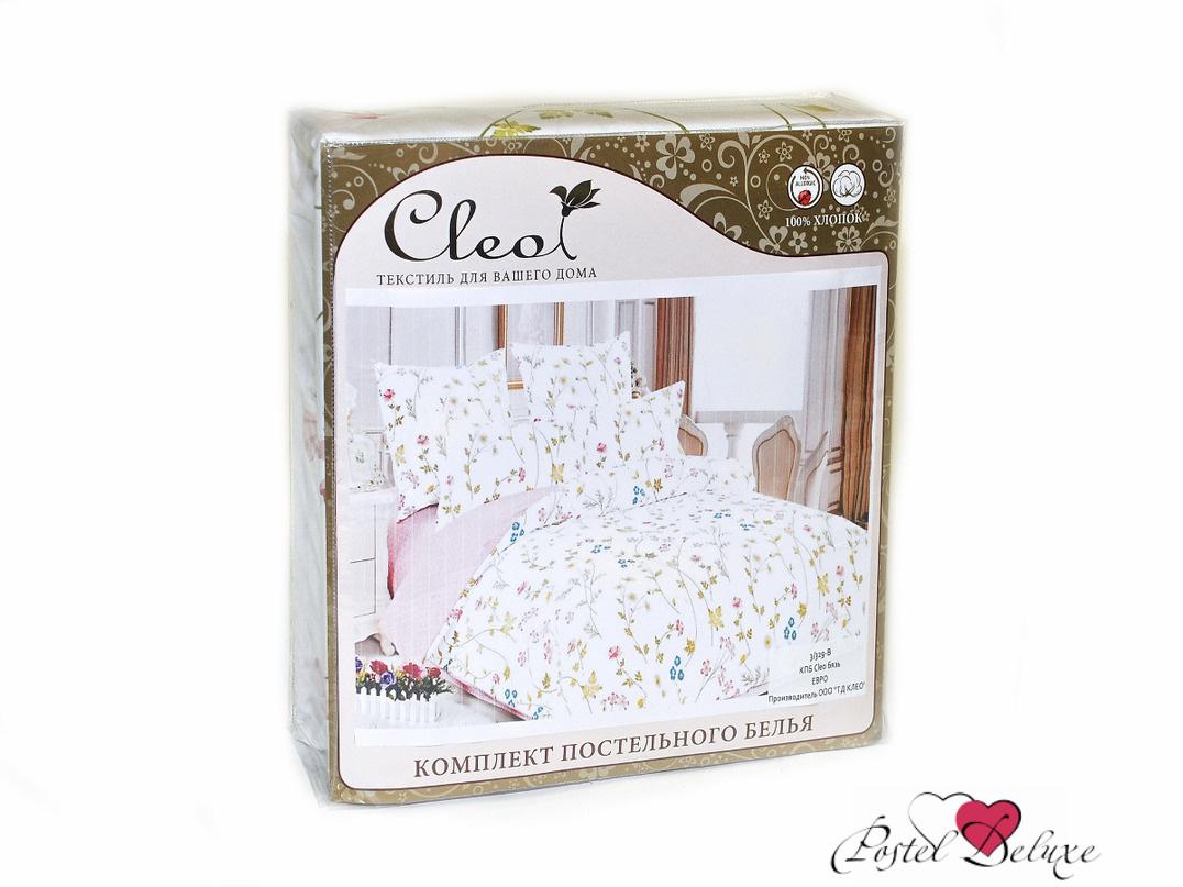 Постельное белье Cleo Постельное белье Японские Журавли (2 сп. евро) постельное белье cleo постельное белье night 2 сп евро
