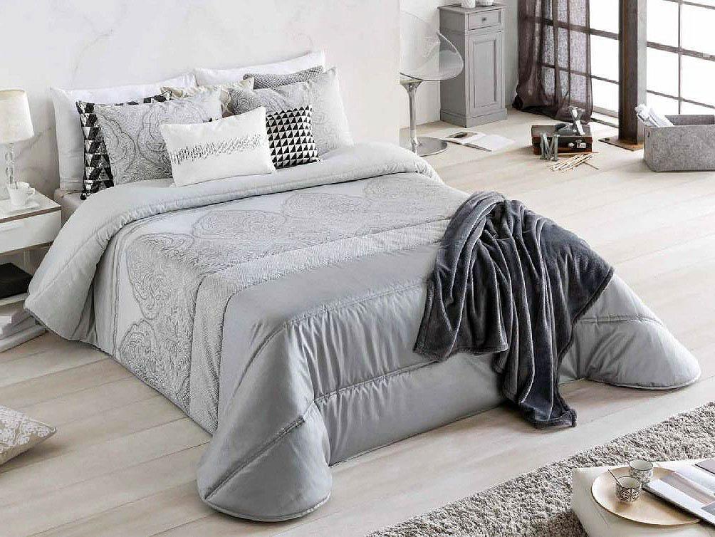 купить Покрывало Antilo Покрывало Arty Цвет: Серый (235х270 см) недорого