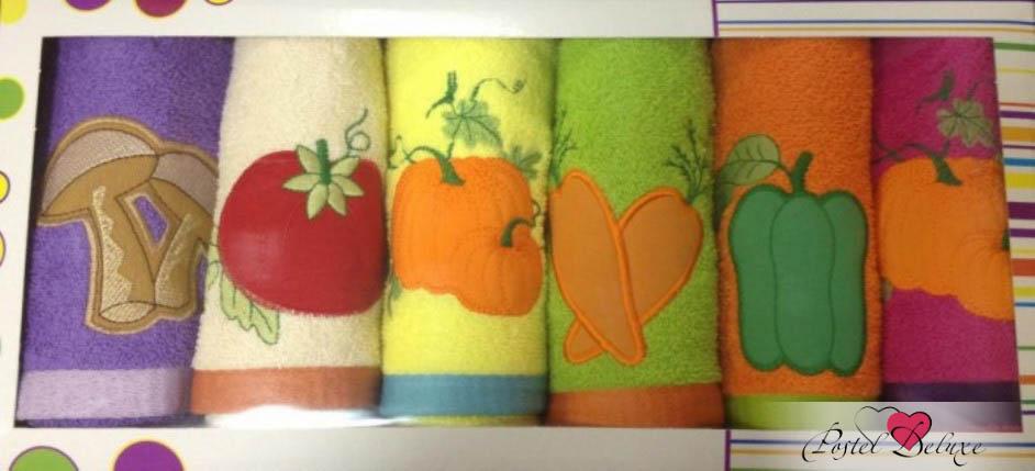 {} Conegos Кухонное полотенце Vegetables (50х50 см - 6 шт)