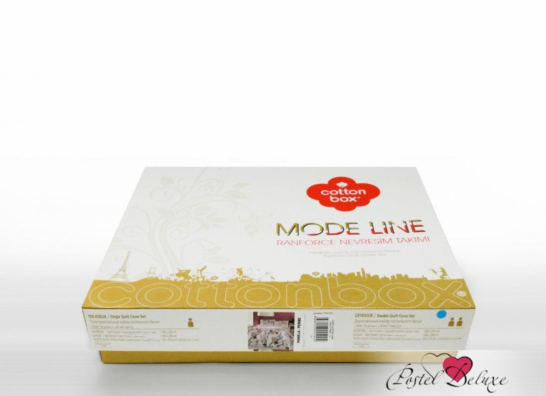 где купить Постельное белье Cotton Box Постельное белье Alvar  (2 сп. евро) по лучшей цене