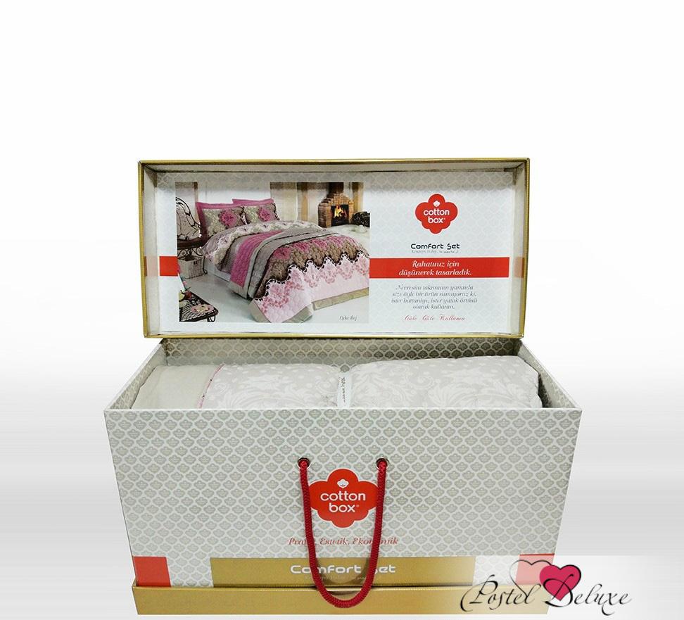 где купить {} Cotton Box Постельное белье Sun Set (2 сп. евро) по лучшей цене