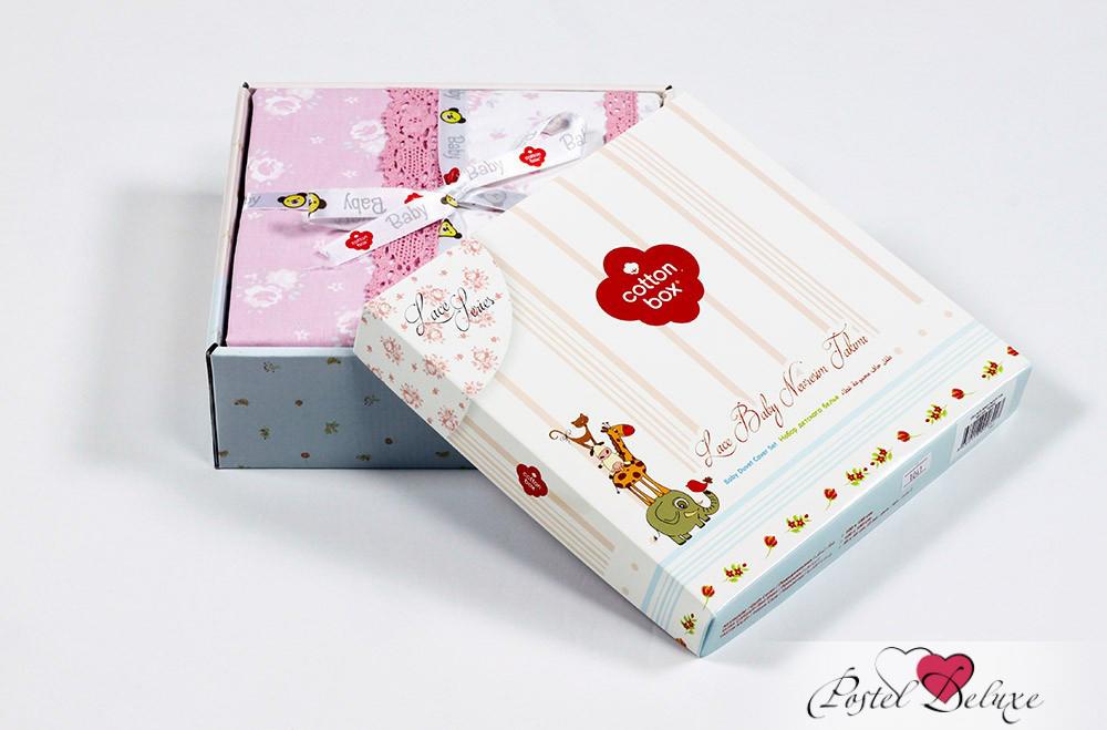 Детское Постельное белье Cotton Box Постельное белье Dinis (100х150 см) muji japan 4 layers facial cotton pad 60 sheets x 2 box