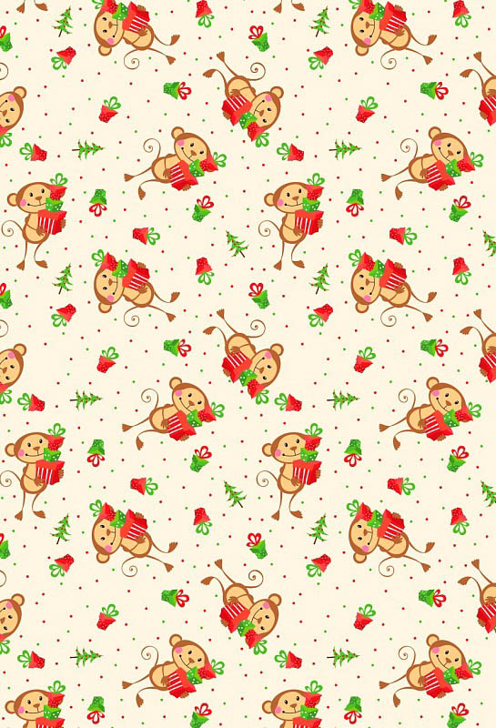 Скатерти и салфетки StickButik Скатерть Мартышка С Подарками (150х220 см) скатерти и салфетки подушкино скатерть henna 140х180 см
