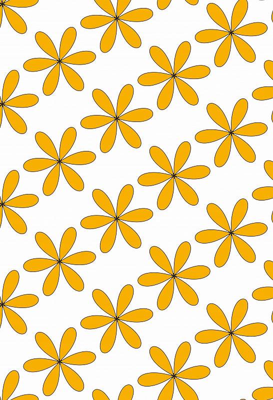 Скатерти и салфетки StickButik Скатерть Оранжевые Ромашки (120х120 см) скатерти и салфетки tango салфетки 1001 ночь 80х80 см