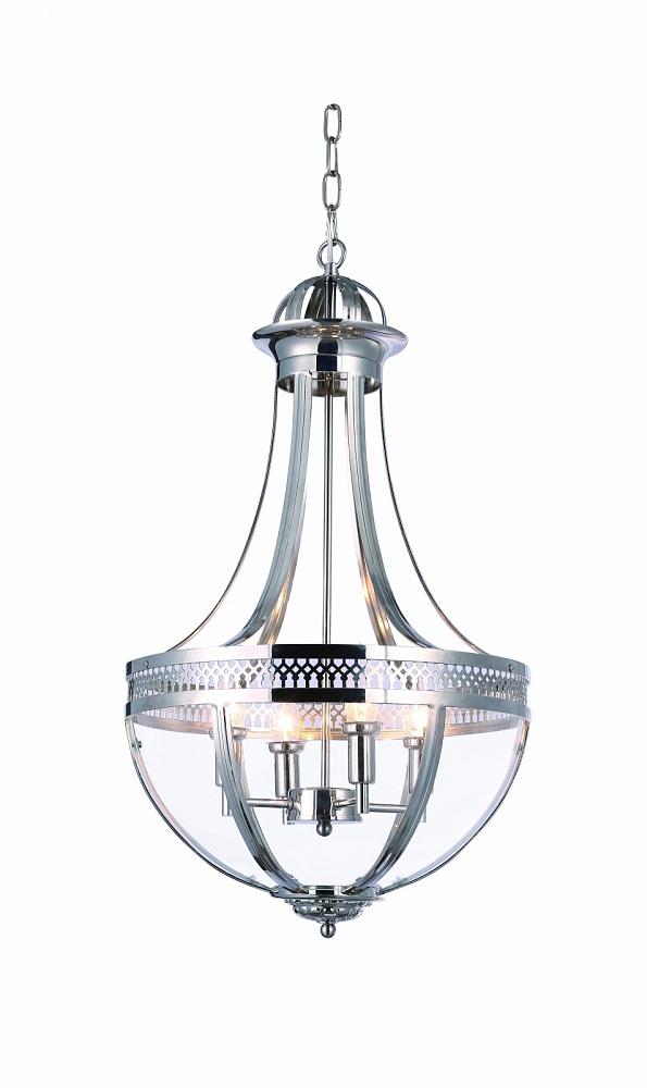 {} CRYSTAL LIGHT Подвесной светильник Cindi Цвет: Серебряный (43х75 см) crystal light светильник подвесной moooi dandelion цвет серебряный 80х200 см