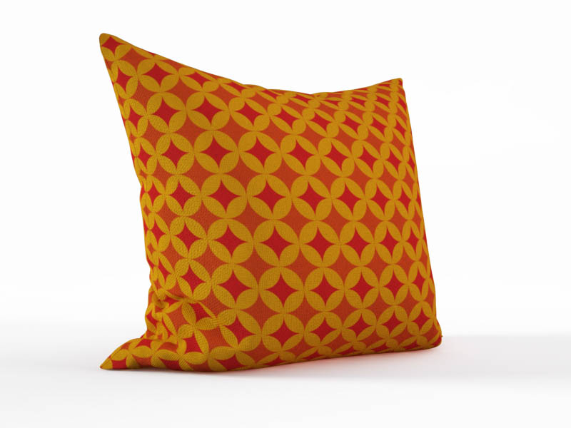 Декоративные подушки StickButik Декоративная подушка Винтажный Узор (45х45)