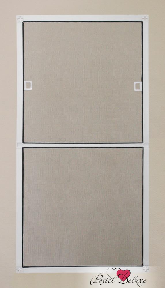 москитные сетки Decolux Москитная сетка Pet Цвет рамы: Коричневый сетка москитная к окну 600х500