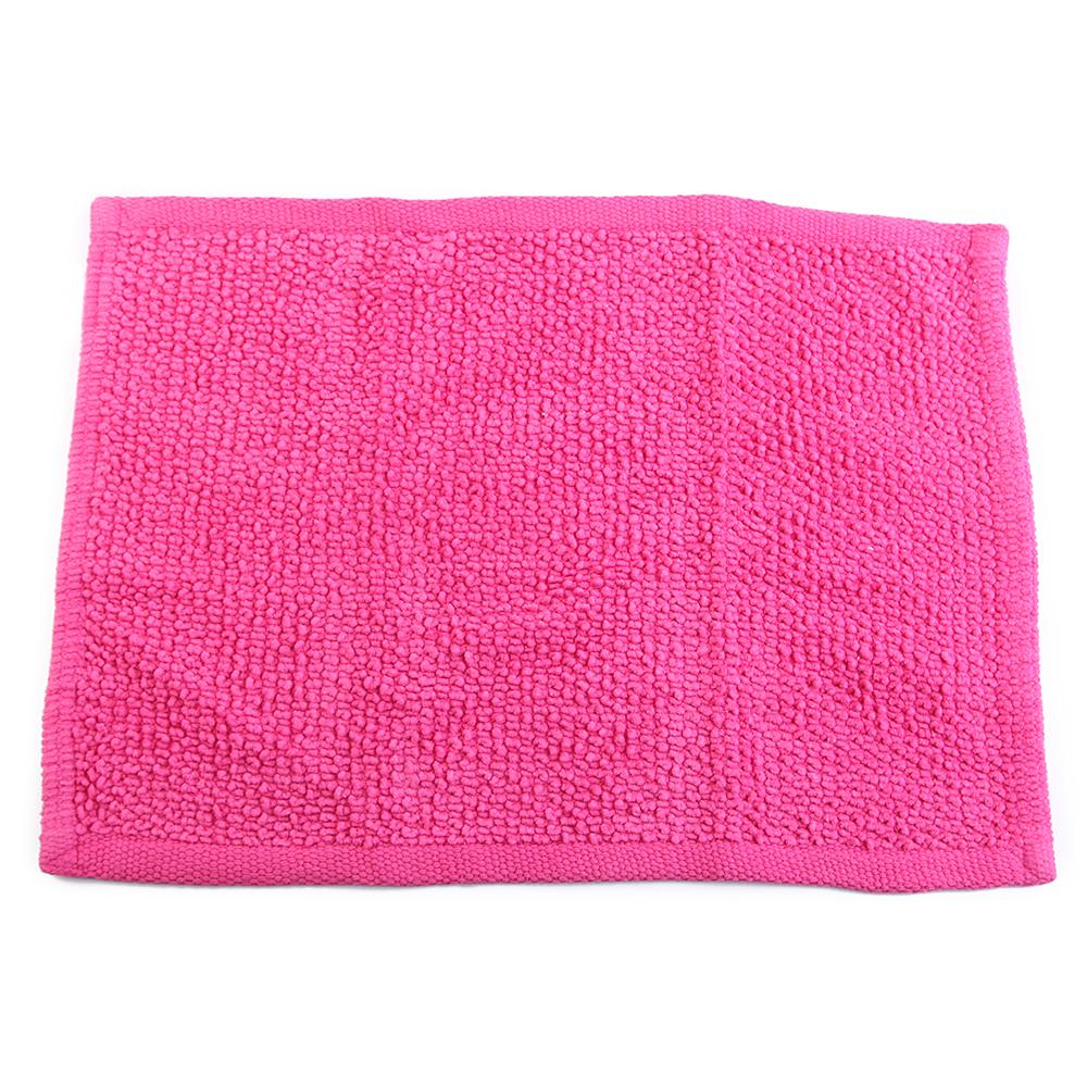 Аксессуары для ванной и туалета Arloni Коврик для ванной Kerensa Цвет: Розовый (50х70 см)
