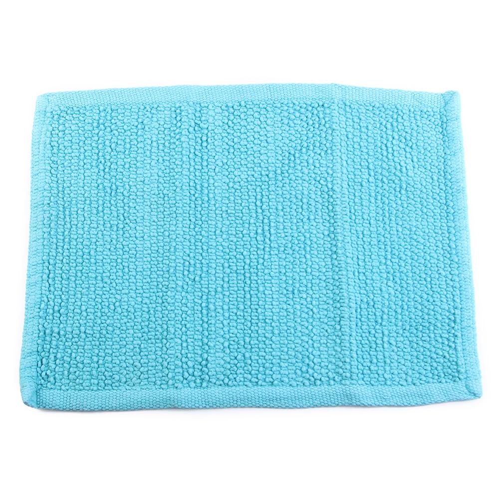 Аксессуары для ванной и туалета Arloni Коврик для ванной Kerensa Цвет: Голубой (50х70 см) коврик для ванной арти м 46х75 см 817 02