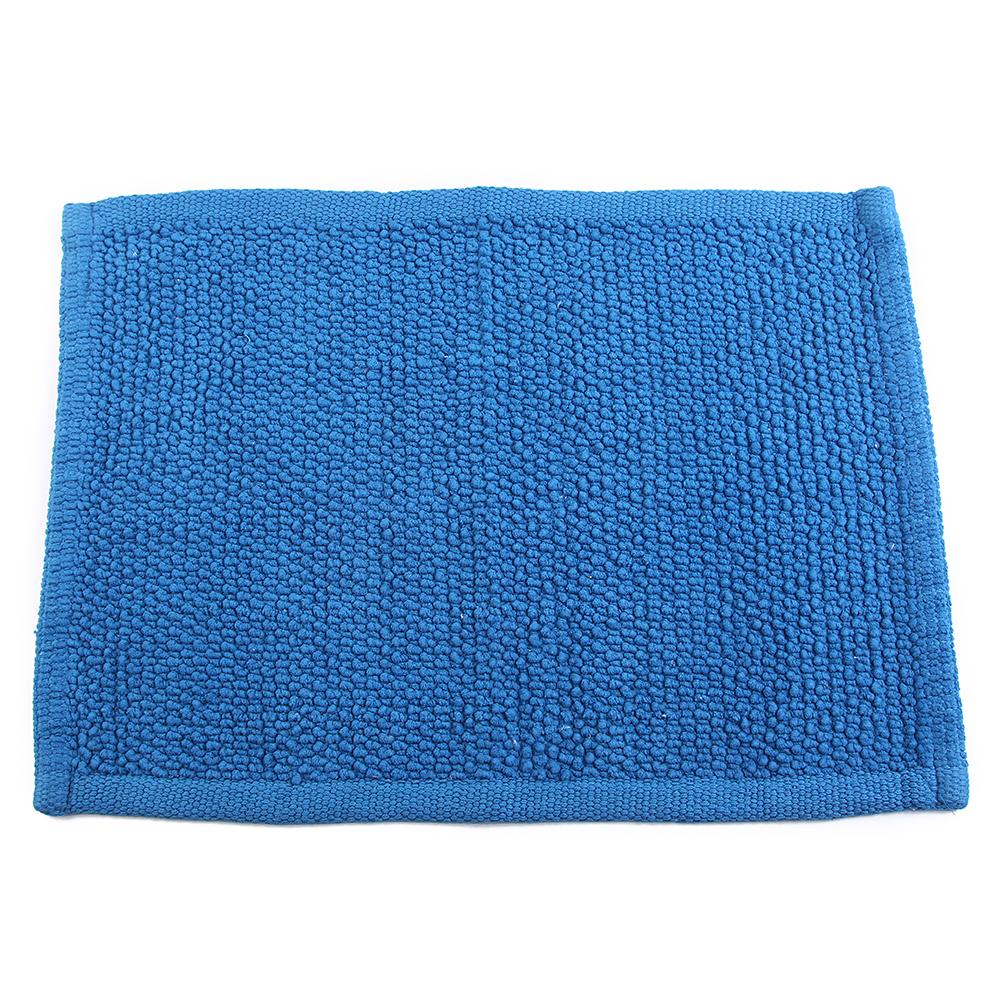 Аксессуары для ванной и туалета Arloni Коврик для ванной Kerensa Цвет: Синий (50х70 см)