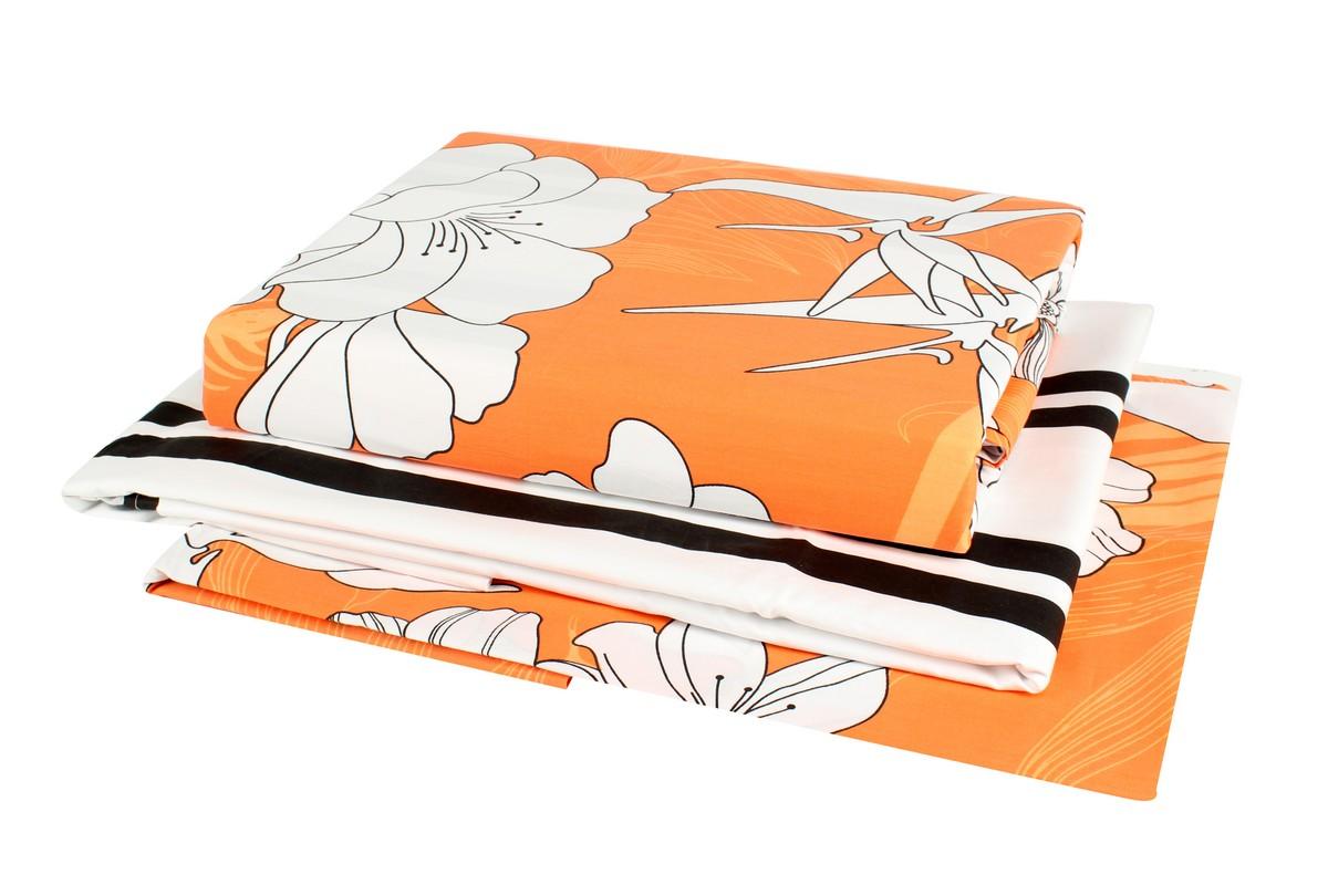 Постельное белье Eleganta Постельное белье Paulina (2 сп. евро) постельное белье адель шоколад евро
