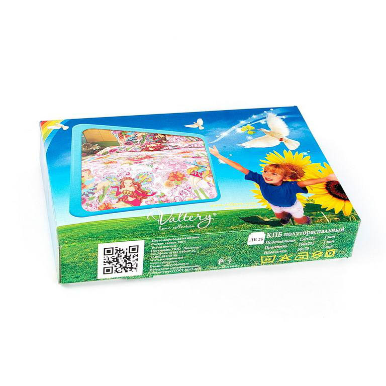 Детское Постельное белье Valtery Постельное белье Colm  (150х215 см)