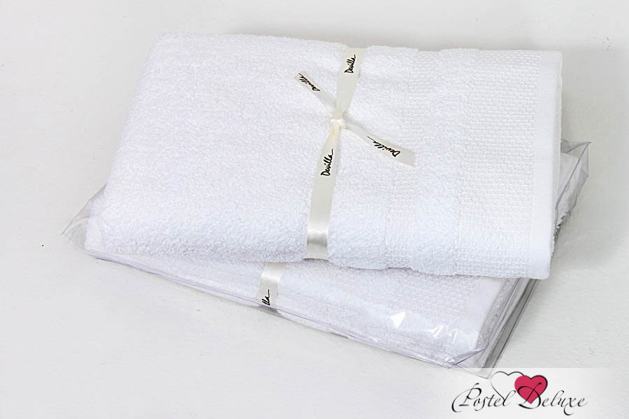 Полотенца Devilla Полотенце Bath and Co Цвет: Белый (100х150 см)