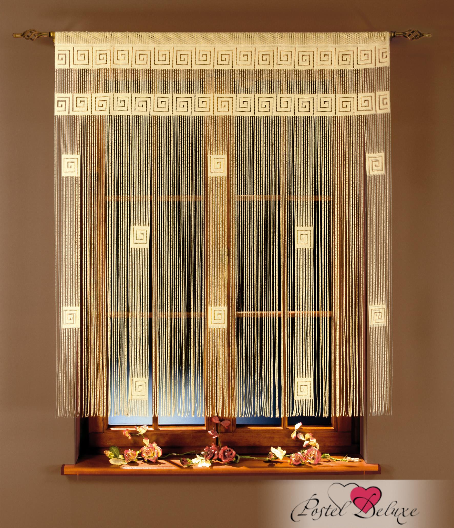 Шторы Wisan Нитяные шторы Katelin Цвет: Кремовый wisan wisan классические шторы melicent цвет кремовый