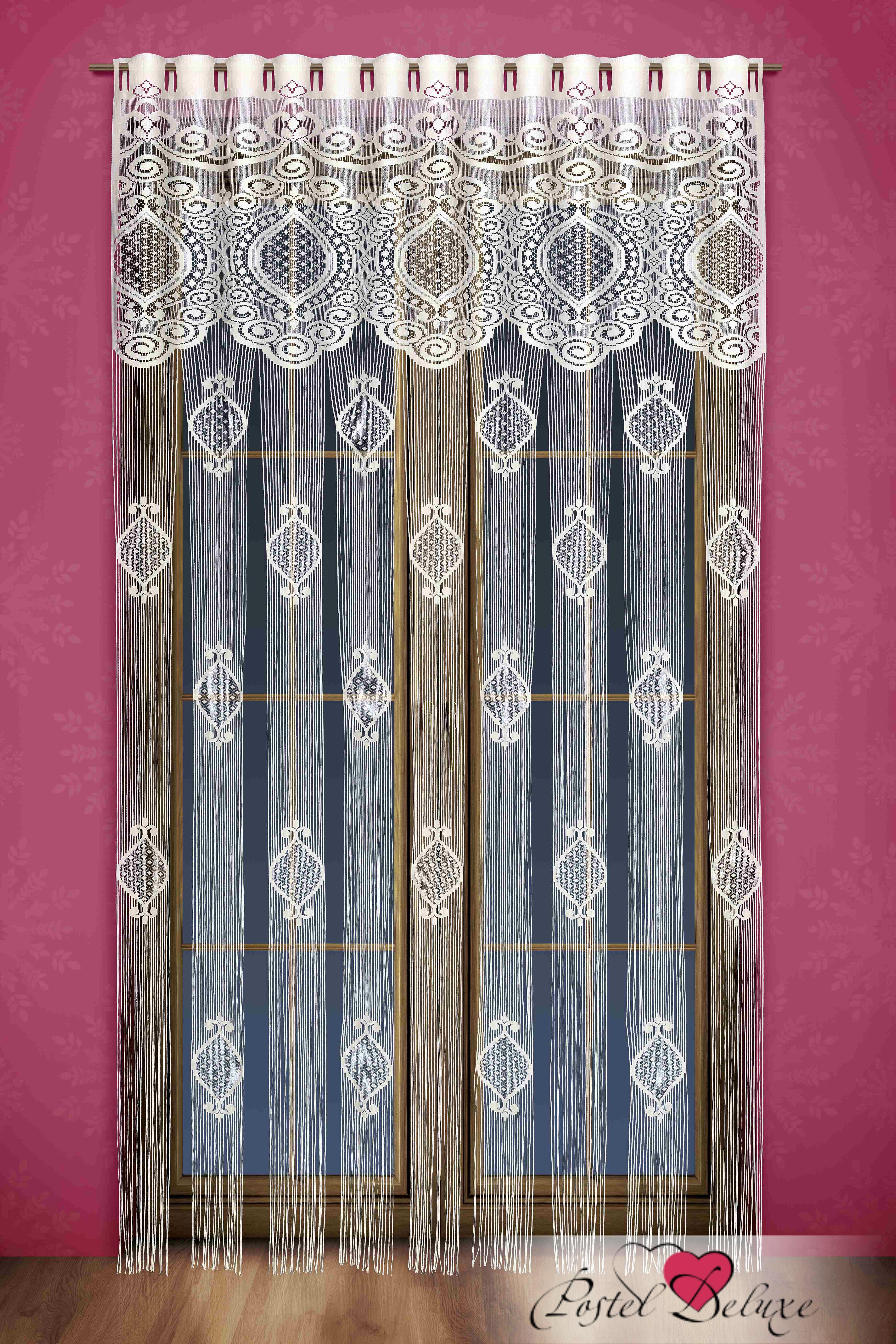 Шторы Wisan Нитяные шторы Цвет: Кремовый wisan wisan классические шторы melicent цвет кремовый