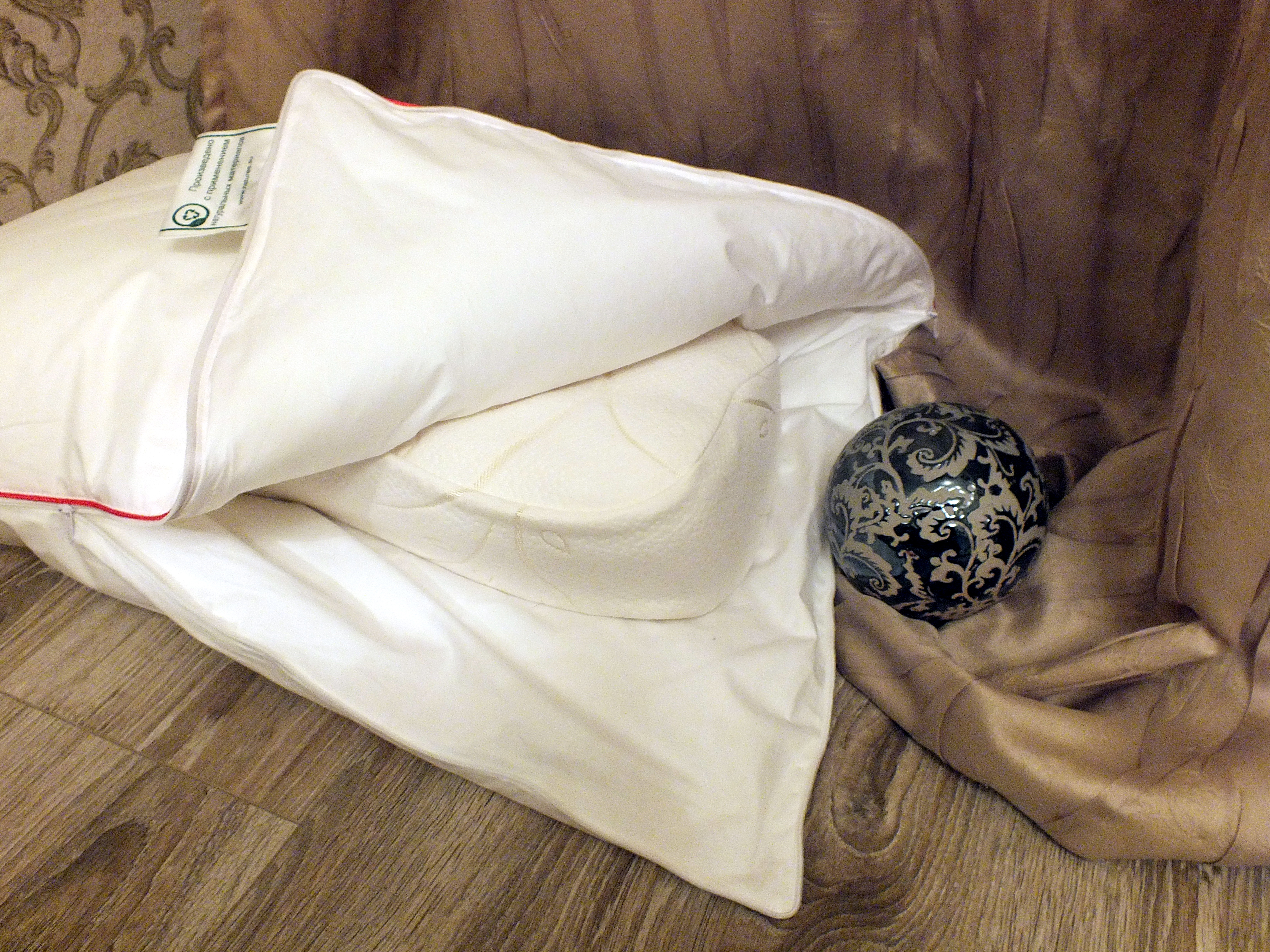 Подушки Nature'S Подушка Ортопедическая (30х50х10) подушки fabe высокая подушка с памятью формы memo classic 16