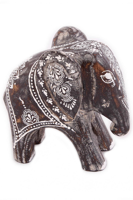{} Ганг Статуэтка Слон (7х14х17 см) moda argenti статуэтка st4045