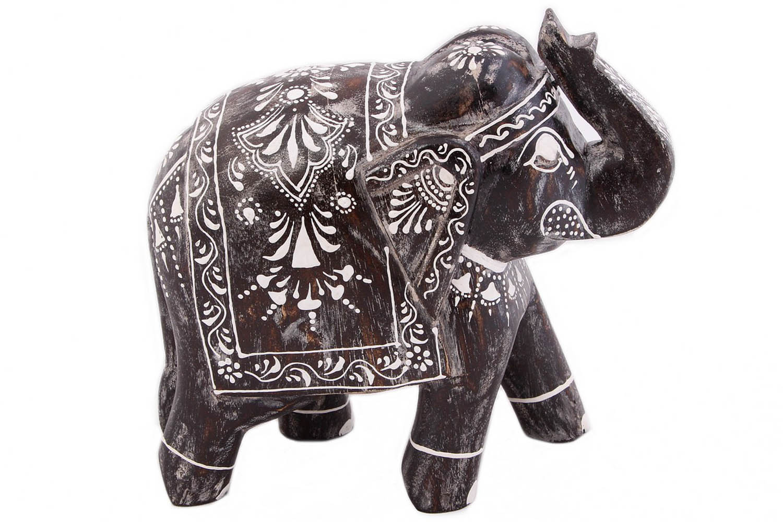 {} Ганг Статуэтка Слон (10х20х25 см) статуэтка петушок 10 см
