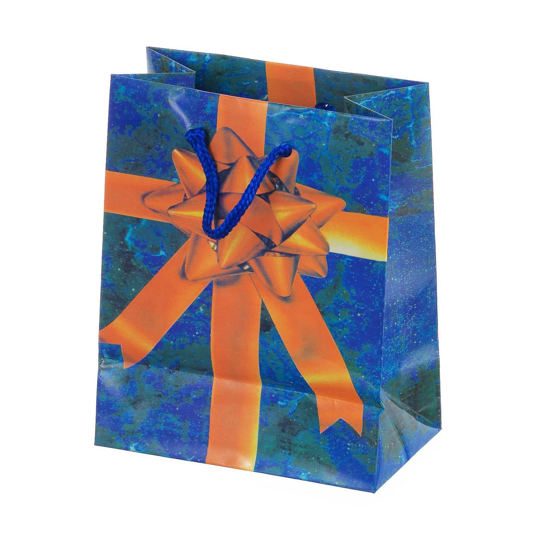 {}  Подарочная упаковка Бычок (11х13 см - 12 шт) авто бычок термо бутка