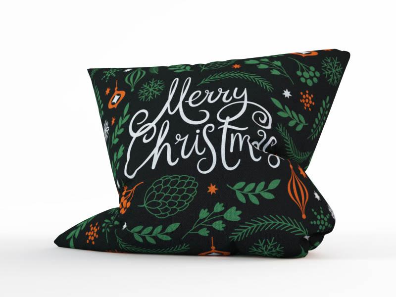 Декоративные подушки StickButik Декоративная подушка Праздничное Убранство (45х45)