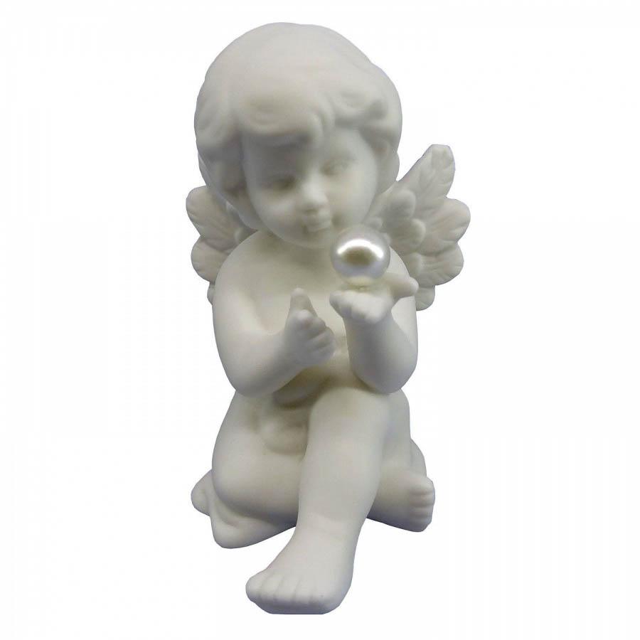 {} Фигурка Ангел С Жемчужиной (9 см - 6 шт) jp 10 9 фигурка ангел pavone 782067