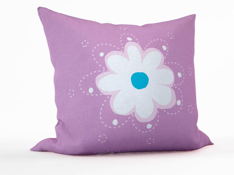 Декоративные подушки StickButik Декоративная подушка Королевский Цветок (45х45)
