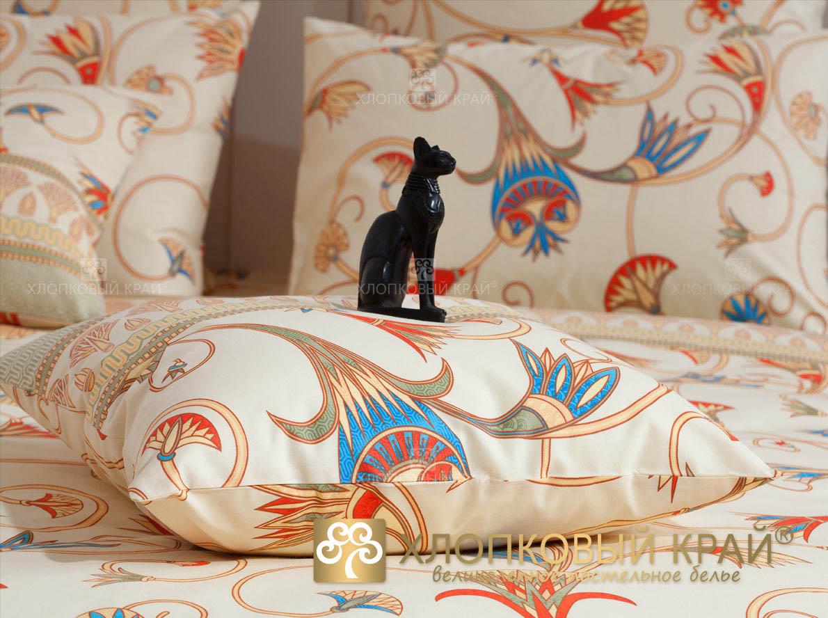 Постельное белье Хлопковый Край Постельное белье Египет (2 сп. евро) постельное белье мартекс кпб печать атлас 2 сп египет
