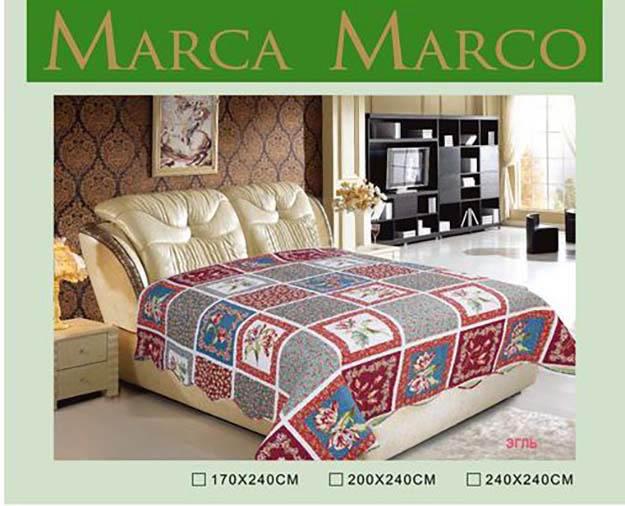 Покрывало MАRCA MARCO Покрывало Эгль (170х240 см) dorothy s нome покрывало принт мурманск 2 сп 170х240 микрофибра стежка