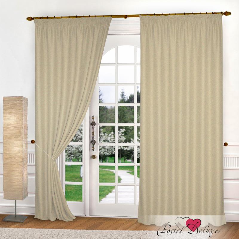 Шторы Elegante Классические шторы Эко-Стиль Цвет: Соломенный шторы kauffort классические шторы barolo