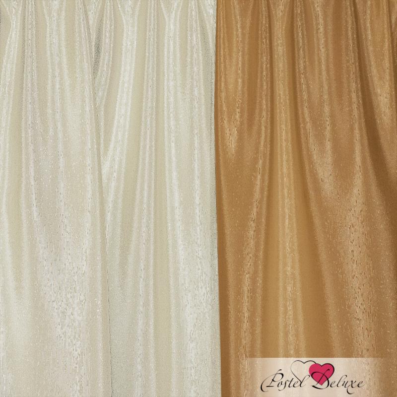 Шторы Elegante Классические шторы Миллениум Цвет: Золотистый, Молочный шторы elegante классические шторы туман цвет персиковый