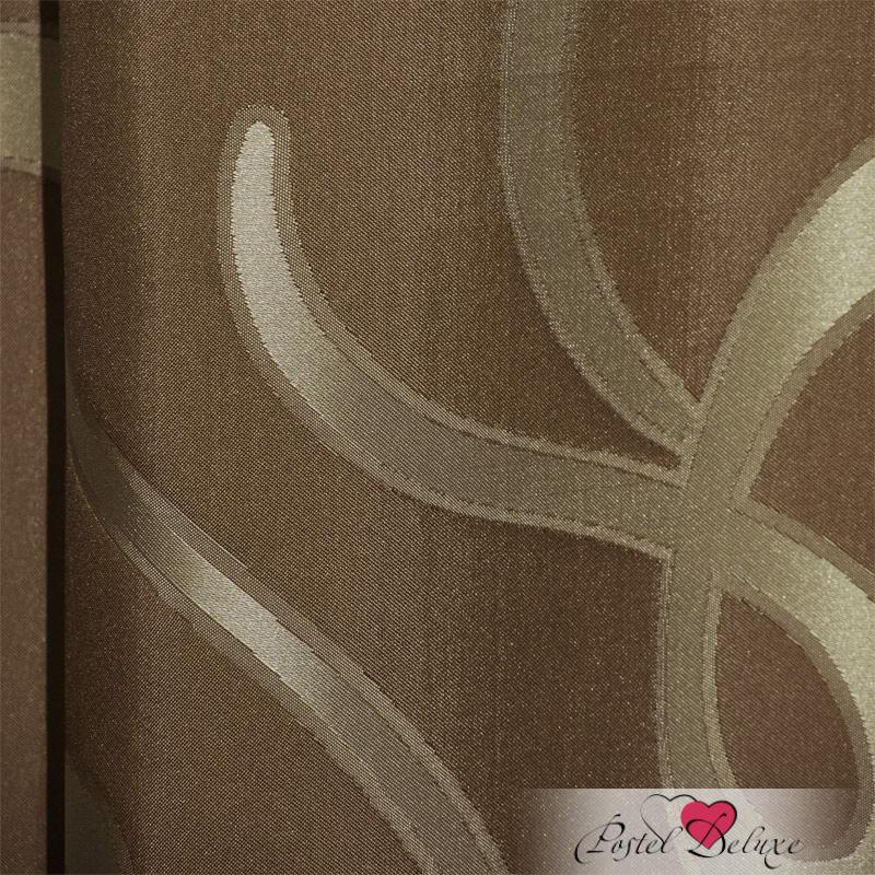 Шторы Elegante Классические шторы Линия Судьбы Цвет: Кофе с Молоком шторы tac классические шторы winx цвет персиковый 200x265 см