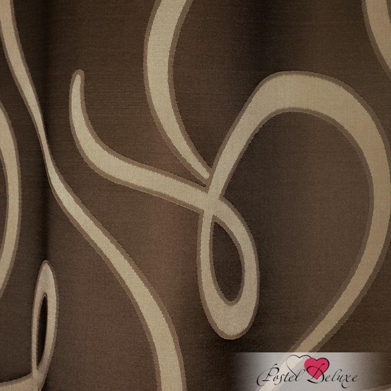 Шторы Elegante Классические шторы Линия Судьбы Цвет: Коричневый шторы primavera классические шторы maev цвет персиковый
