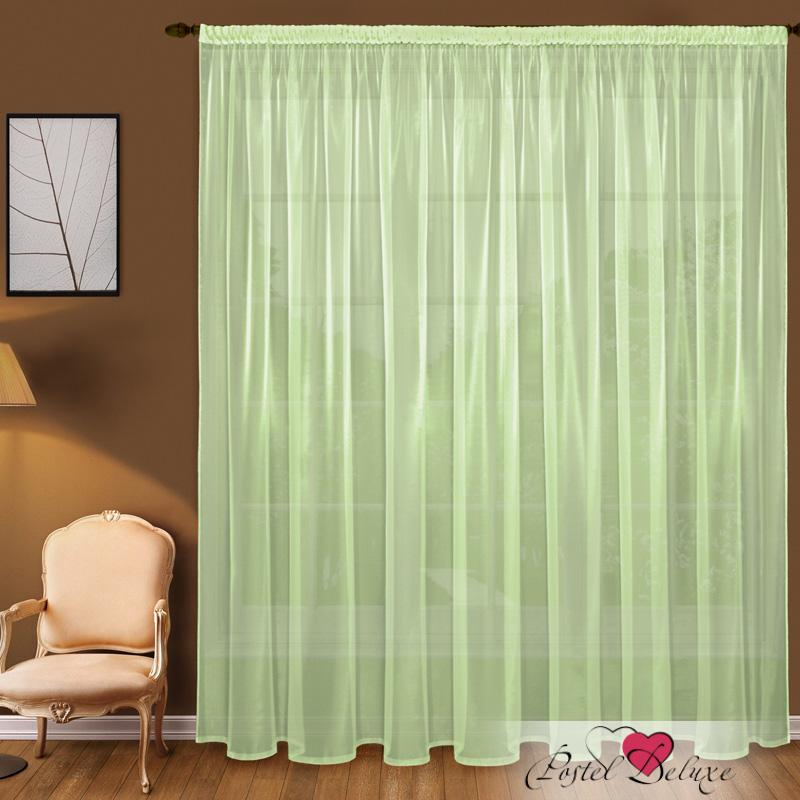 Шторы Elegante Классические шторы Дымка Цвет: Зеленый шторы primavera классические шторы maev цвет персиковый