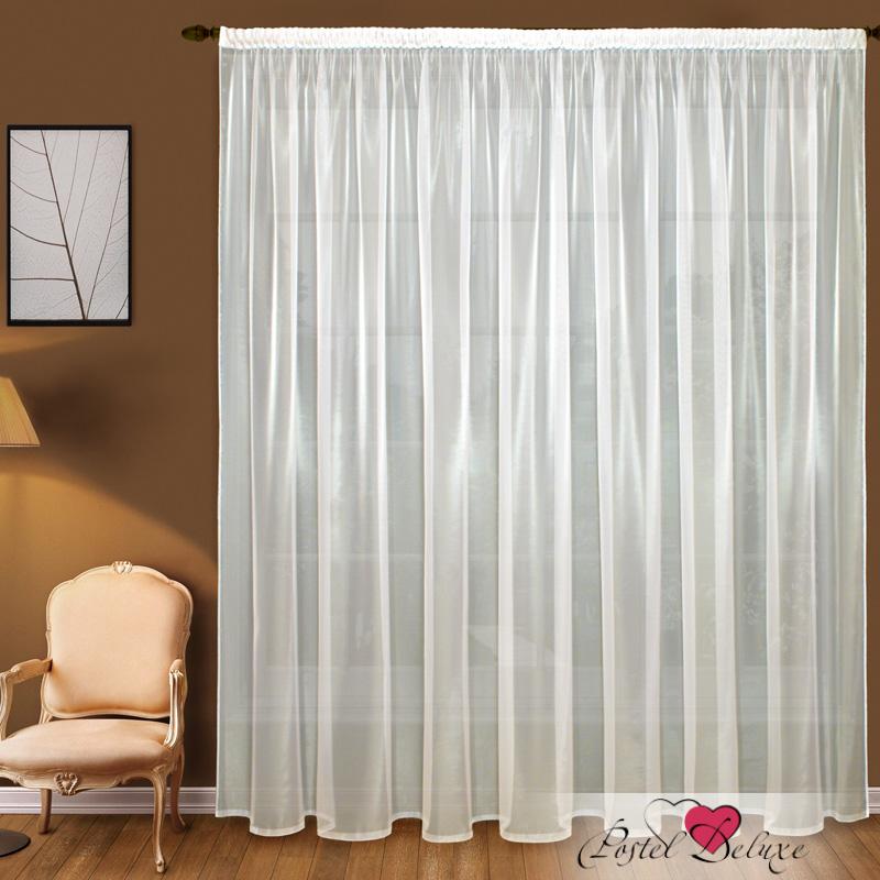 Шторы Elegante Классические шторы Дымка Цвет: Слоновая Кость шторы elegante классические шторы дымка цвет персиковый