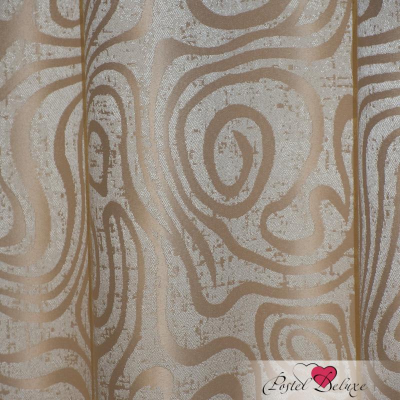 Шторы Elegante Классические шторы Круги на Воде Цвет: Кремовый шторы elegante классические шторы туман цвет персиковый