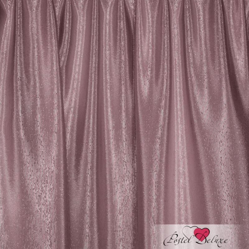 Шторы Elegante Классические шторы Шелковый Блеск Цвет: Сиреневый шторы elegante классические шторы туман цвет персиковый