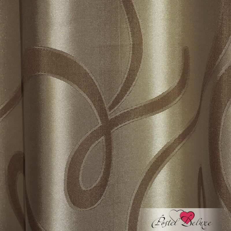 Шторы Elegante Классические шторы Линия Судьбы Цвет: Кофе с Молоком (светлый фон)