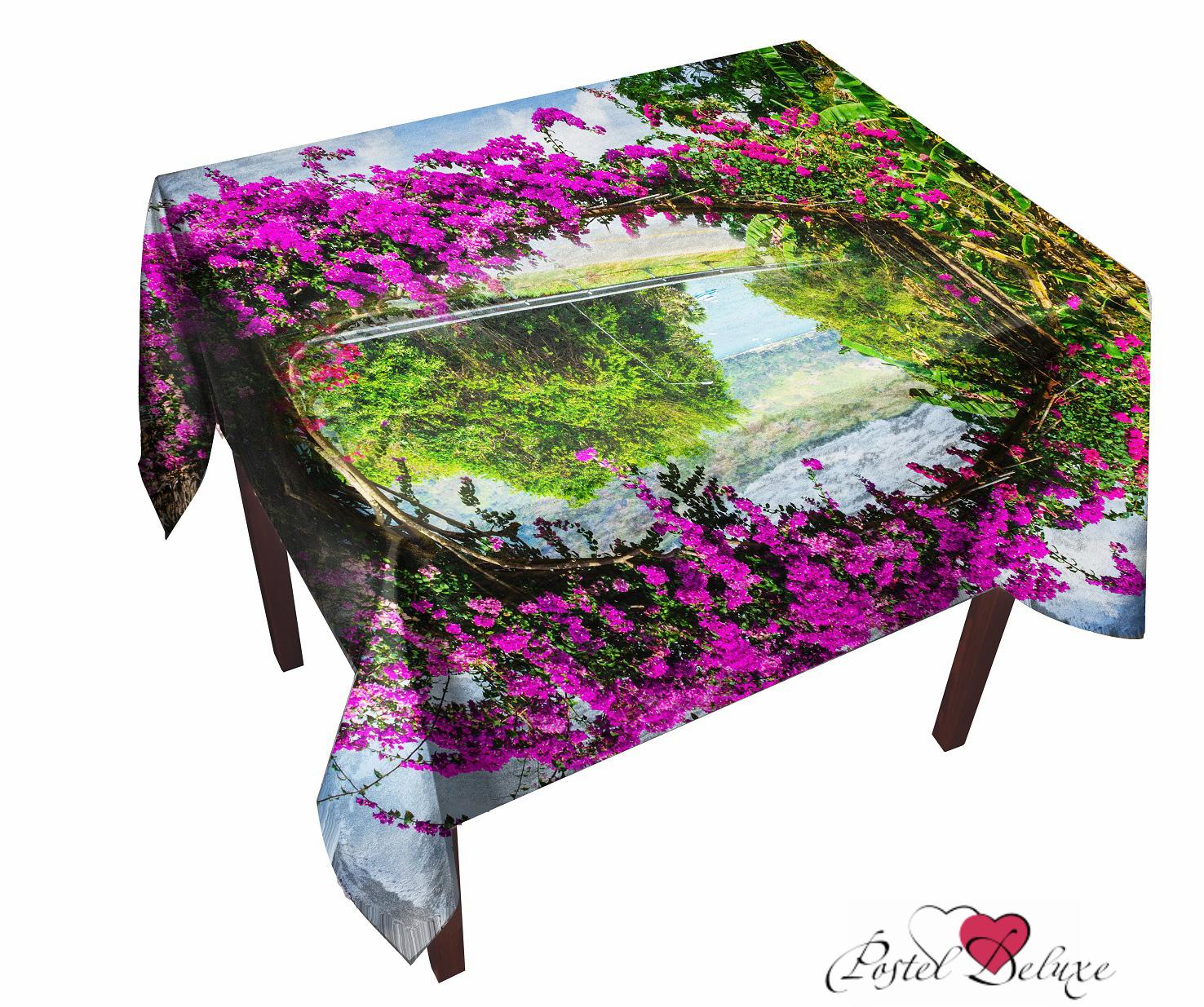 Скатерти и салфетки Elegante Скатерть Цветочная Арка (120х150 см)