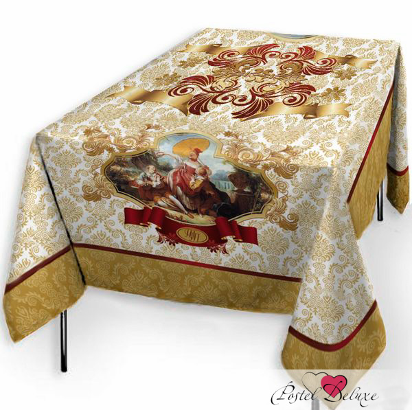 Скатерти и салфетки Elegante Скатерть Маркиза (120х150 см)