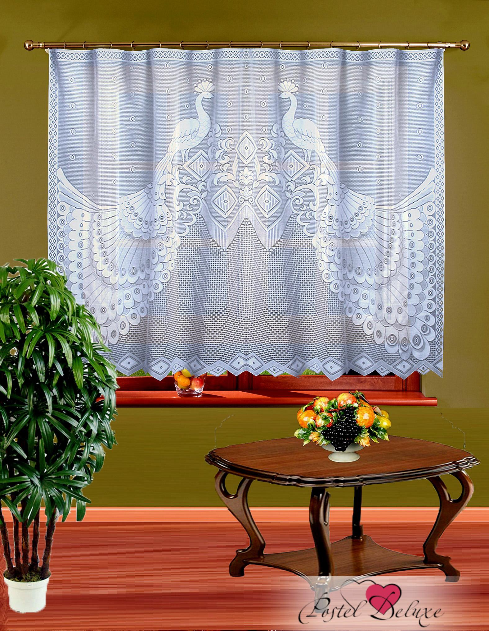 Шторы Elegante Классические шторы Marta Цвет: Белый шторы tac классические шторы winx цвет персиковый 200x265 см