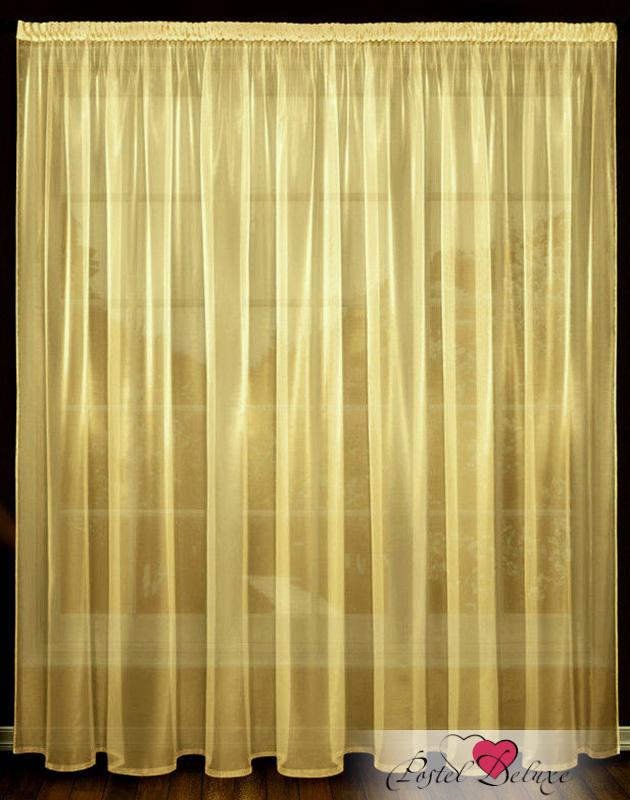 Шторы Elegante Классические шторы Cleopatra Цвет: Кремовый шторы tac классические шторы winx цвет персиковый 200x265 см