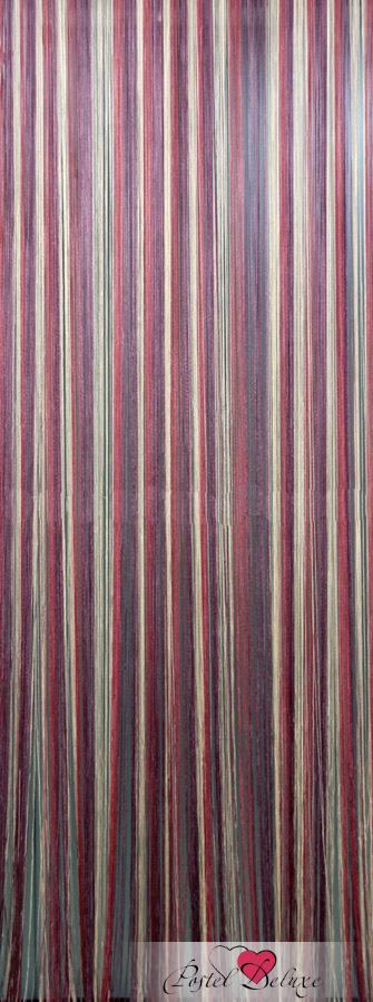 Шторы Elegante Нитяные шторы Многоцветие Цвет: Темно-Фиолетовый, Фуксия, Молочный салон штор карниз гардины тольятти