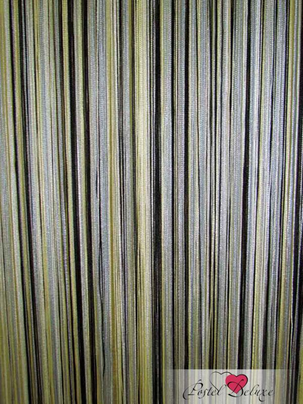 Шторы Elegante Нитяные шторы Многоцветие Цвет: Бело-Серо-Черный салон штор карниз гардины тольятти