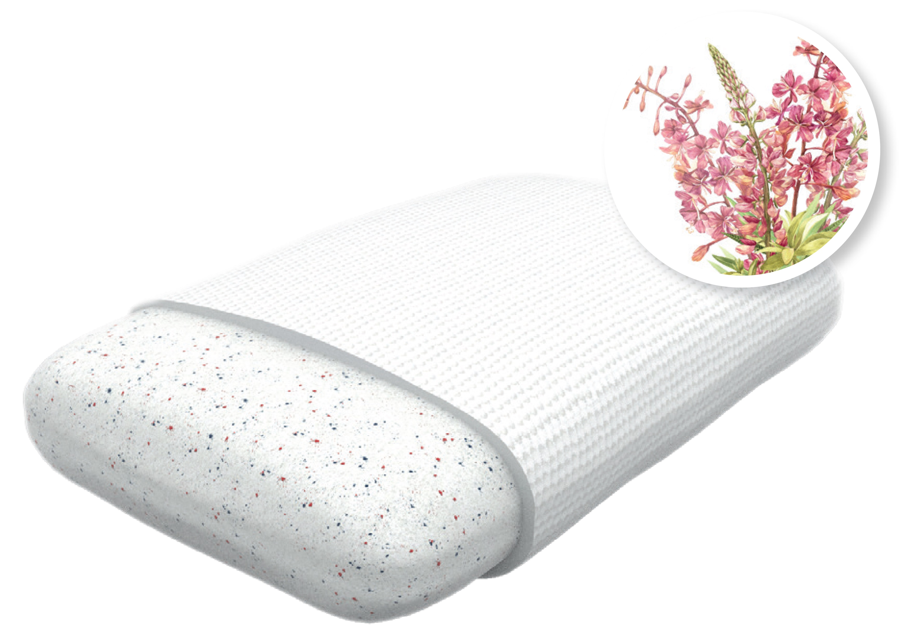 Подушки Revery Подушка Eternal Beauty (L) подушки fabe высокая подушка с памятью формы memo classic 16