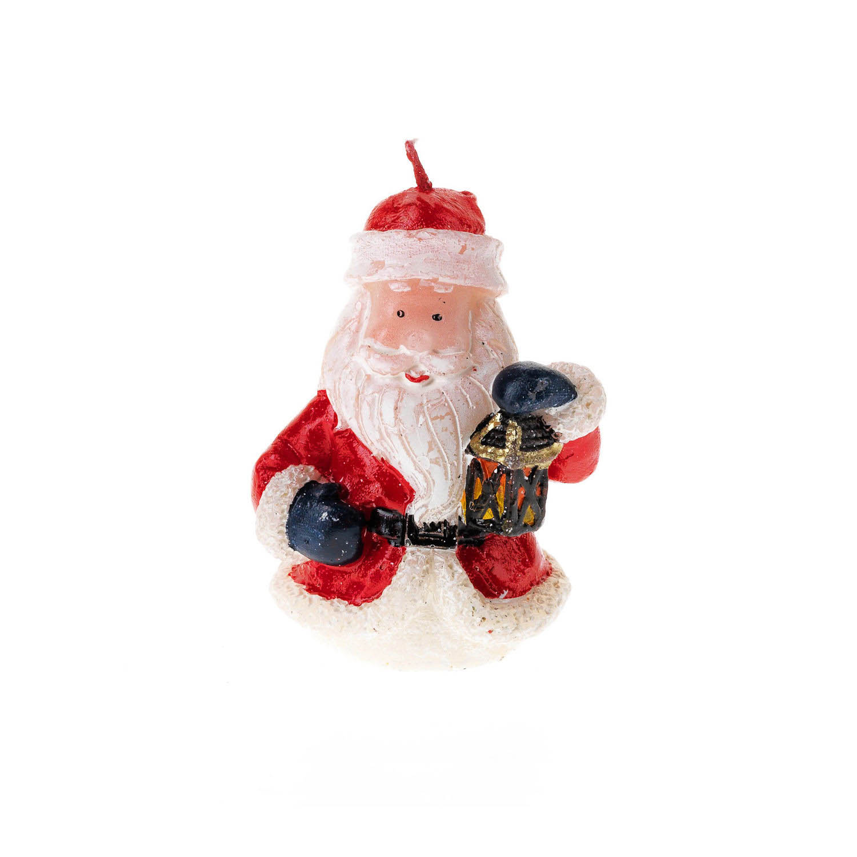 {} СвечаДед Мороз С Фонарем (5х7 см) сноубол снеговик с фонарем 7 5 7 5 8 4см 38357