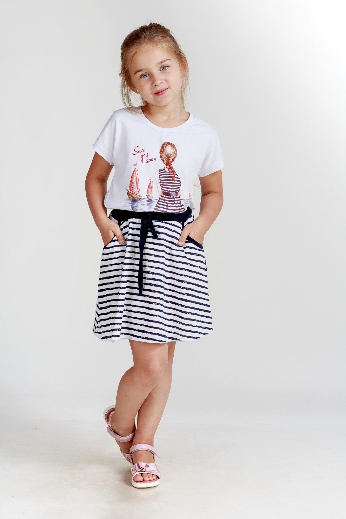Детская домашняя одежда Pastilla Детский костюм Ласточка Цвет: Темно-Синий (7 лет) детский костюм озорного клоуна 34
