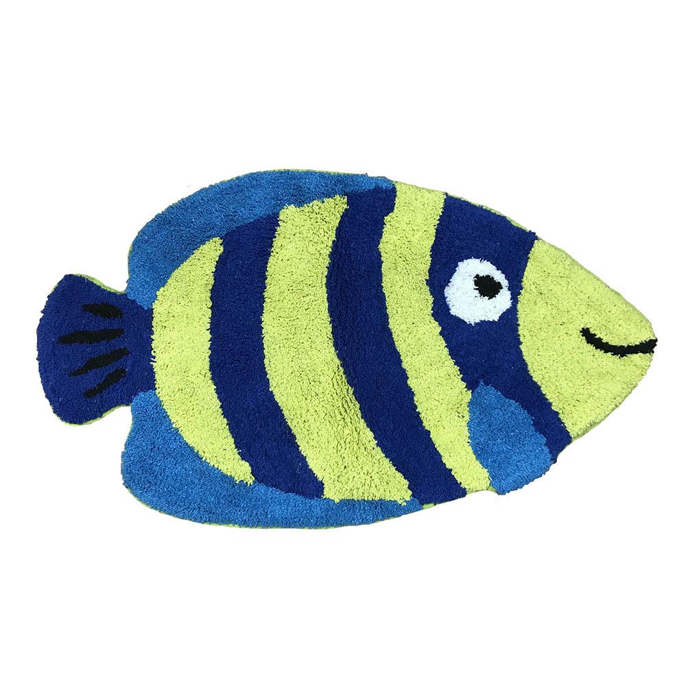 все цены на {} Arloni Ковер Рыбка (50х80 см) в интернете